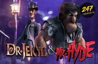 Dr Jekyll and Mr Hyde - BetSoft Slots - Rizk Online Casino Sverige