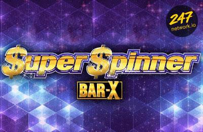 super spinner bar x casino
