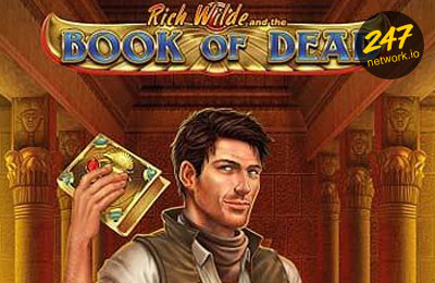 book of dead jackpot city